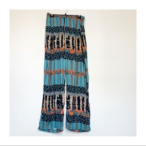 Vintage Boho Harem Pants Casual Plus Preferred